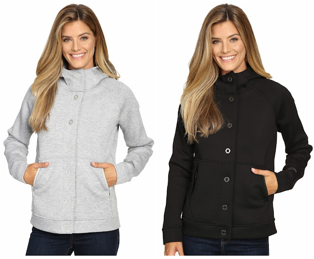 6PM: The North Face Neo Thermal Snap Hoodies - 50% off + free shipping!