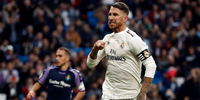 Sergio Ramos Dikritik, Modric: Memori Mereka Pendek!