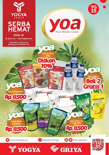 Katalog Promo Toserba Yogya