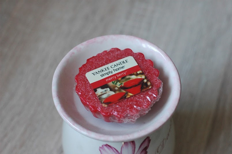 Yankee Candle - Merry Berry
