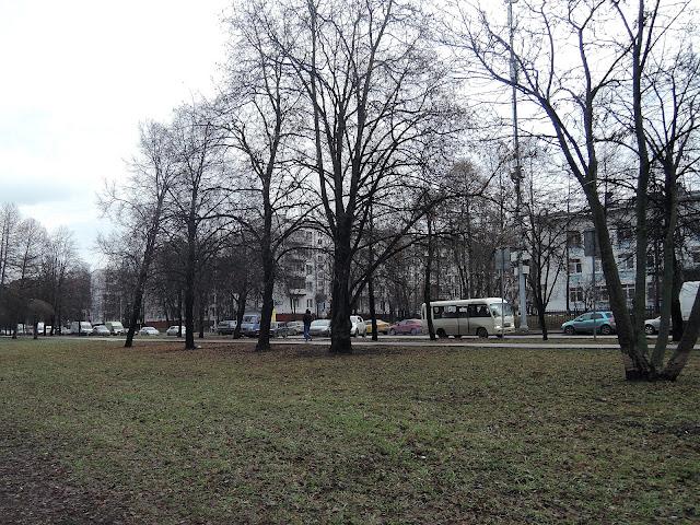Байкальская улица