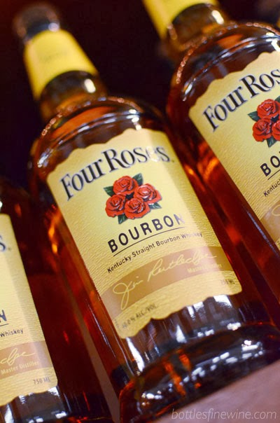 Four Roses Yellow Label Bourbon Whiskey