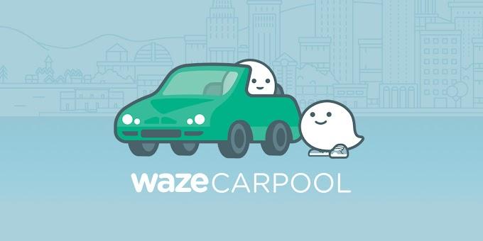 Waze testing new carpool service in San Francisco
