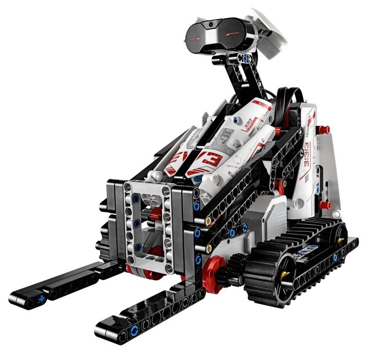 Лего роботы ev3