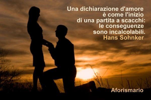 Top Aforismario®: Dichiarazione d'Amore - Aforismi, frasi e citazioni XE12