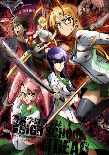 Highschool of the Dead Latino