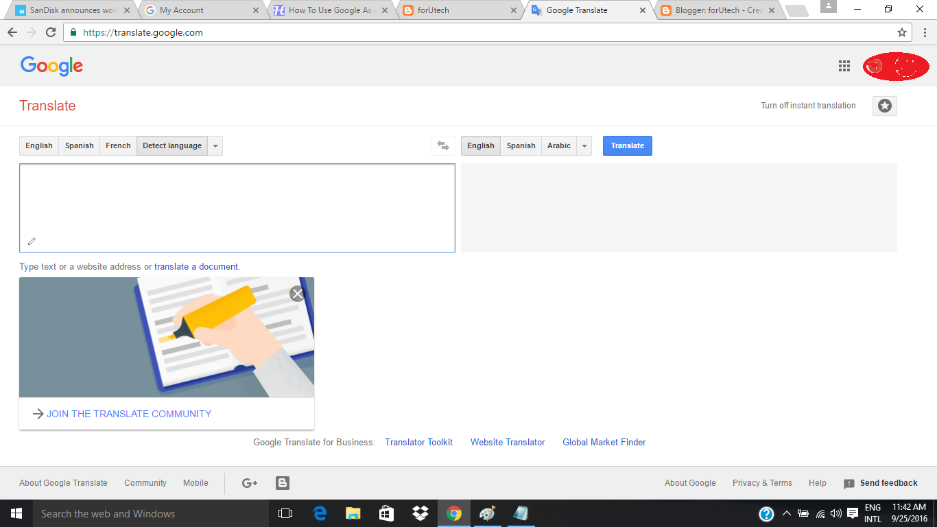 How to use google translate as proxy forutech google2btranslate ccuart Images