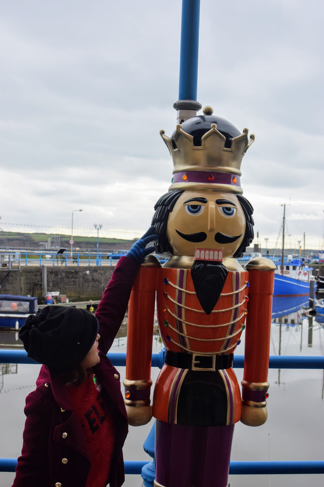 , The Nutcracker Trail, Milford Marina