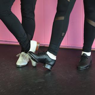 Greatmats clog dance flooring marley