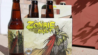 Zombie Dust (Cervecería Three Floyds)
