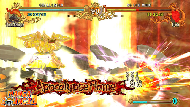 Battle Fantasia Save Game C