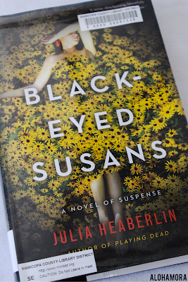 Black-Eyed Susans by Julia Heaberlin gets 4.5 out of 5 Stars in my book review of this adult literature Mystery Suspense novel.   This book is well written, and it is a great mystery story with great primary and secondary characters.  Definitely check this book out of for a book club book or just a great weekend read.  Fast paced, consistent pace, quick read, adult fiction, pretty clean read, crime novel of sorts. Alohamora Open a Book http://alohamoraopenabook.blogspot.com/