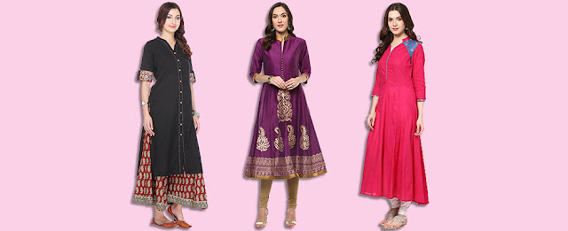 Explore a new collection of designer kurti from an online shop 3