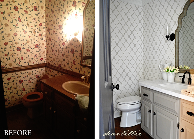 http://dearlillieblog.blogspot.com/2013/10/progress-in-our-powder-room-before-and.html