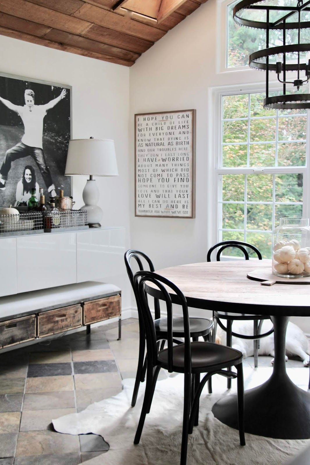 My Sweet Savannah: ~transitioning to fall home tour~