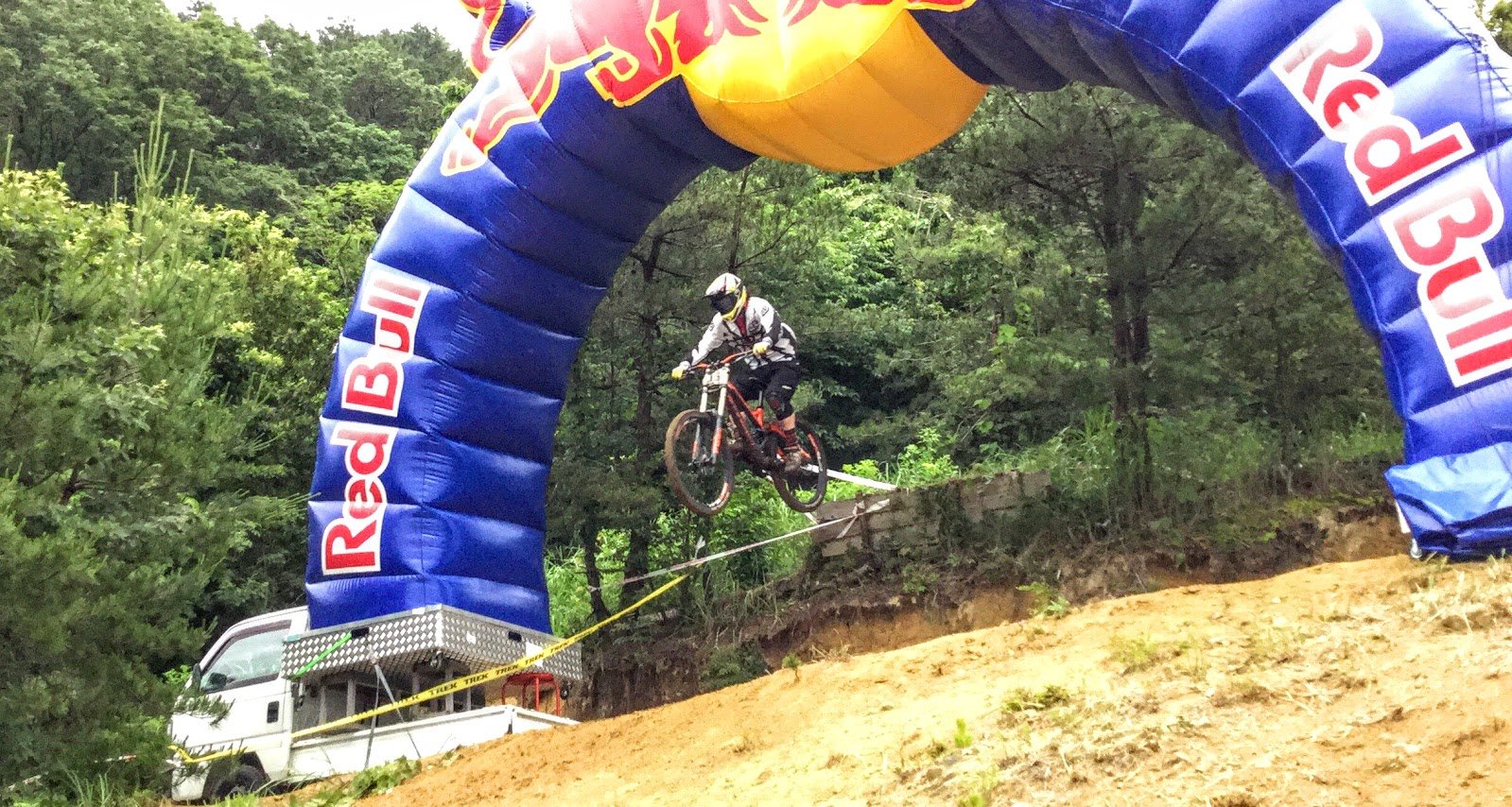 DOWNHILL SERIES #1 in 十種ヶ峰 〜ボランティア〜