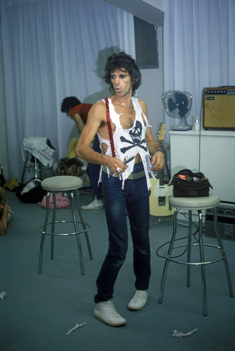 Touring with The Rolling Stones in 1982  Intimate Images of Legendary Rockers As Youve Never