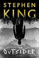 The Outsider by Stephen King book cover and review