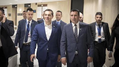 Σκοπιανό: Έγινε το τηλεφώνημα Ζάεφ σε Τσίπρα