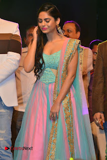 Actress Naina Ganguly Stills in Long Dress at Vangaveeti Audio Launch  0037.JPG