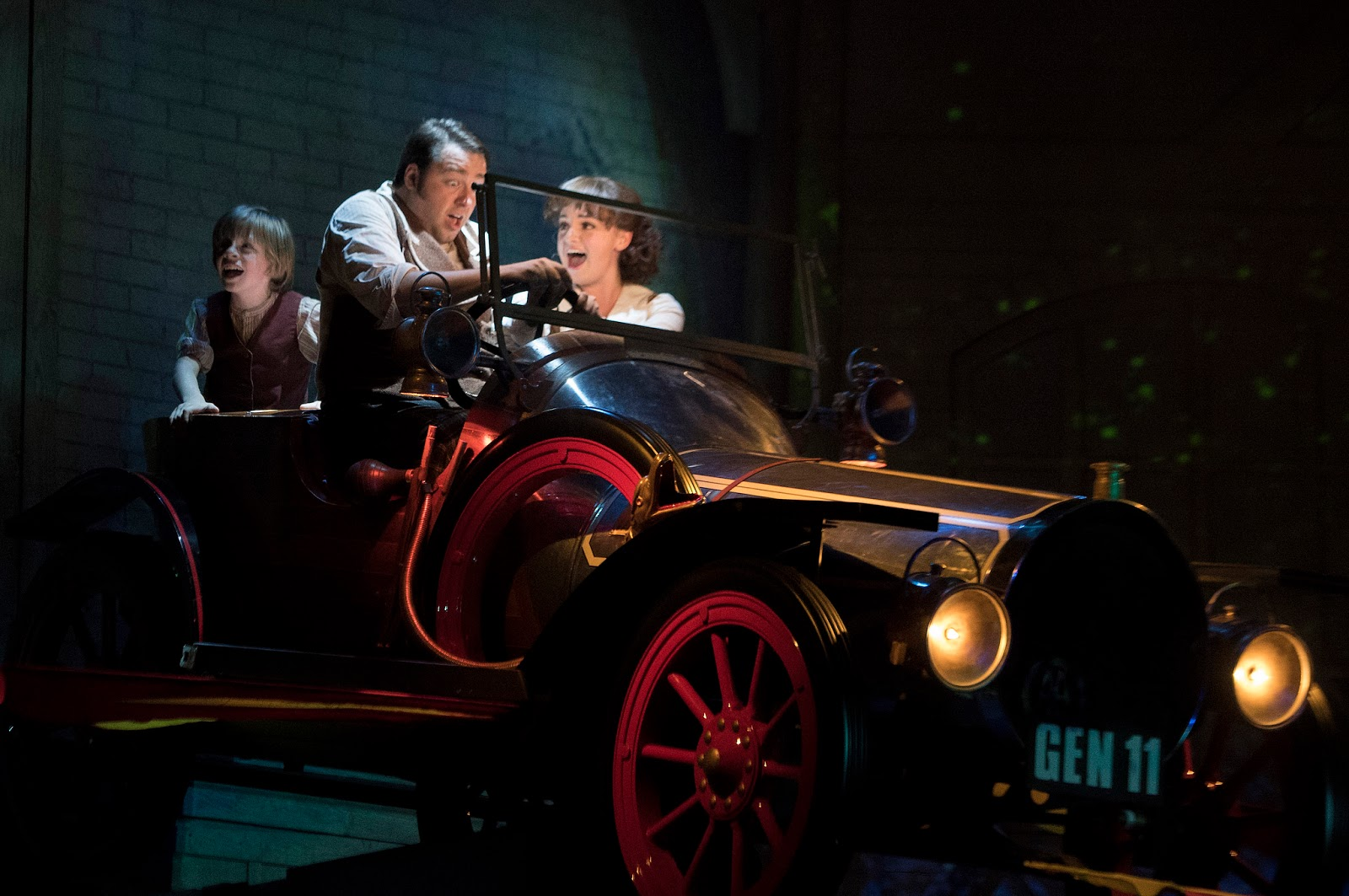 Chitty Chitty Bang Bang Muscal Review