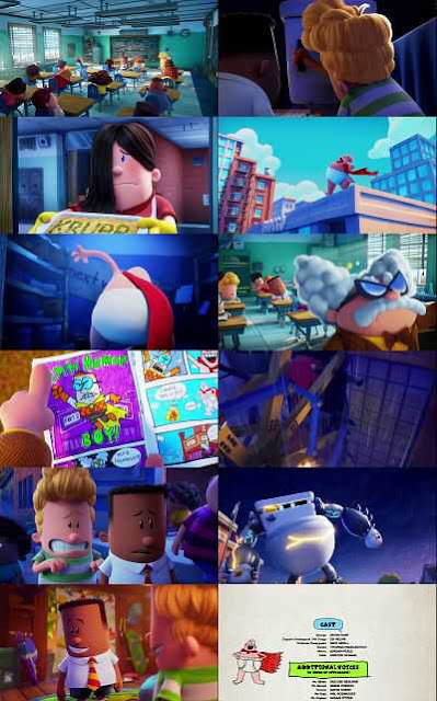Captain Underpants The First Epic Movie 2017 Download