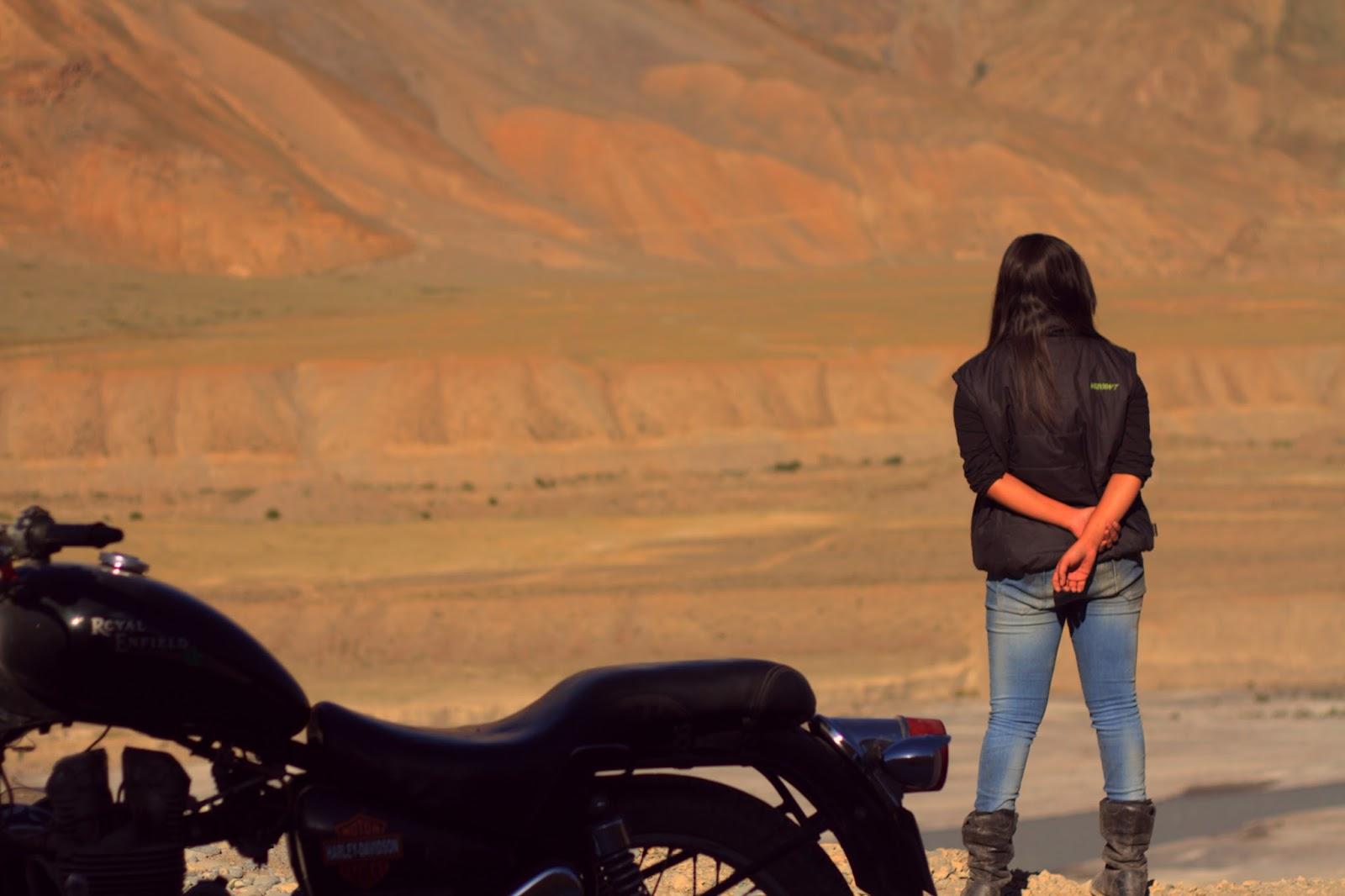 Solo Road Trip - Leh
