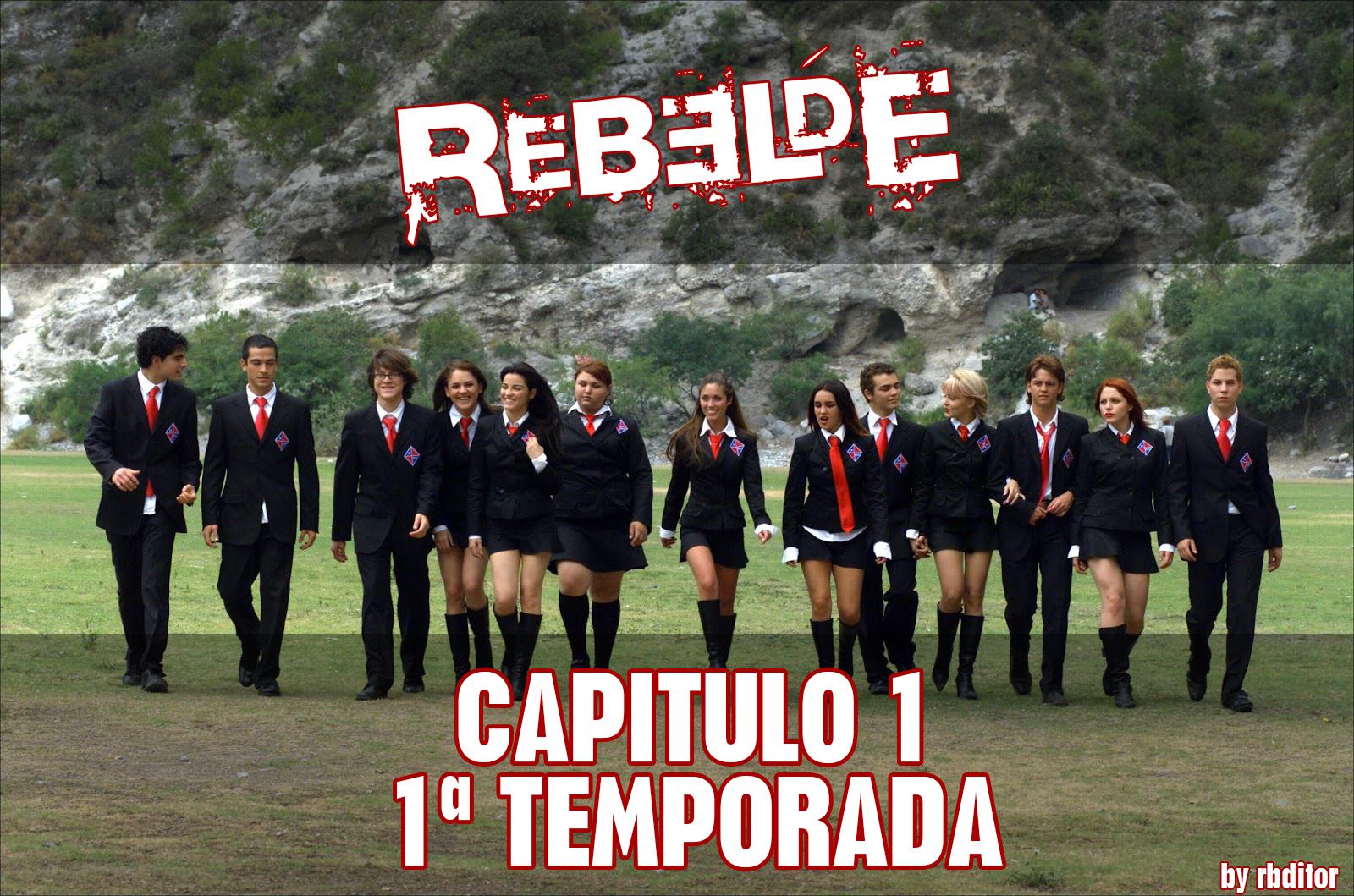 Rebelde - Capítulo 1 - 1ª Temporada - Rebelde - Telenovela