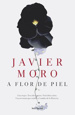 Flor piel Moro