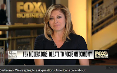 Maria Bartiromo to moderate FBN GOP debate