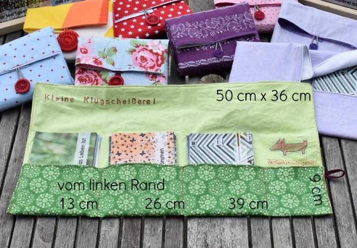 Näh-Anleitung für eine Fototasche für Fotos 10x15