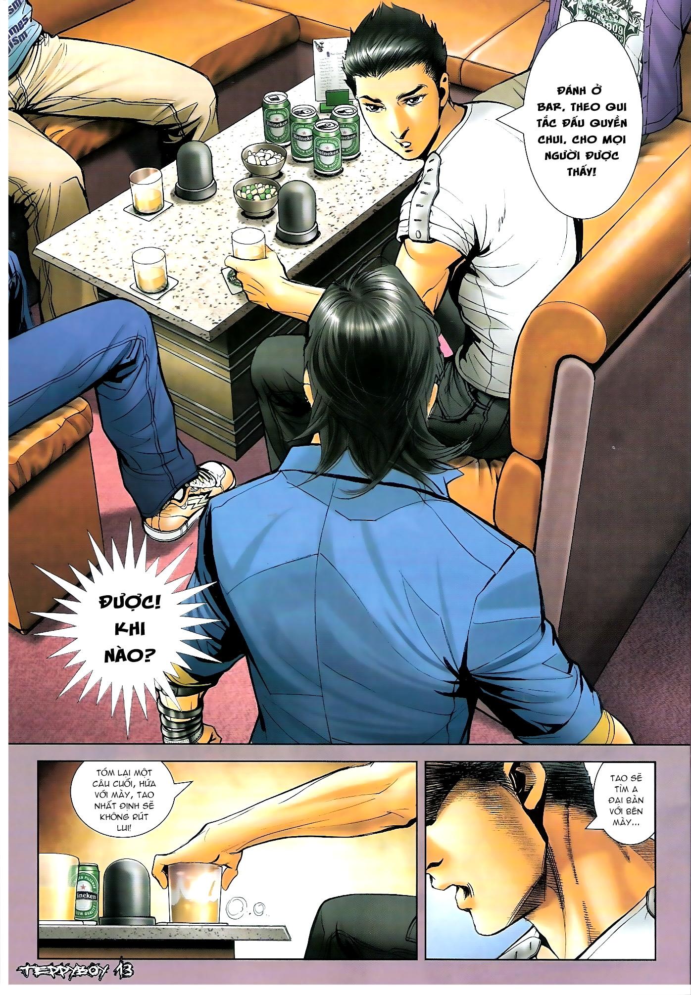 Người Trong Giang Hồ - Chapter 1303: Hỏa Sài và Quỷ Vương - Pic 11