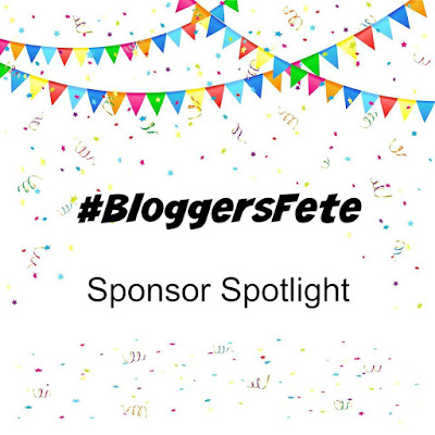 #bloggersfete, sponsor spotlight, prizes, contests, twitter party, facebook party