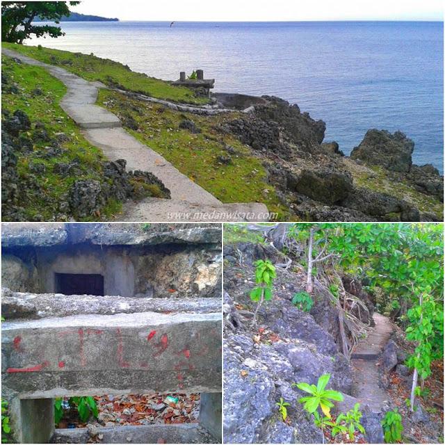 Wisata Sejarah Benteng Jepang Sabang