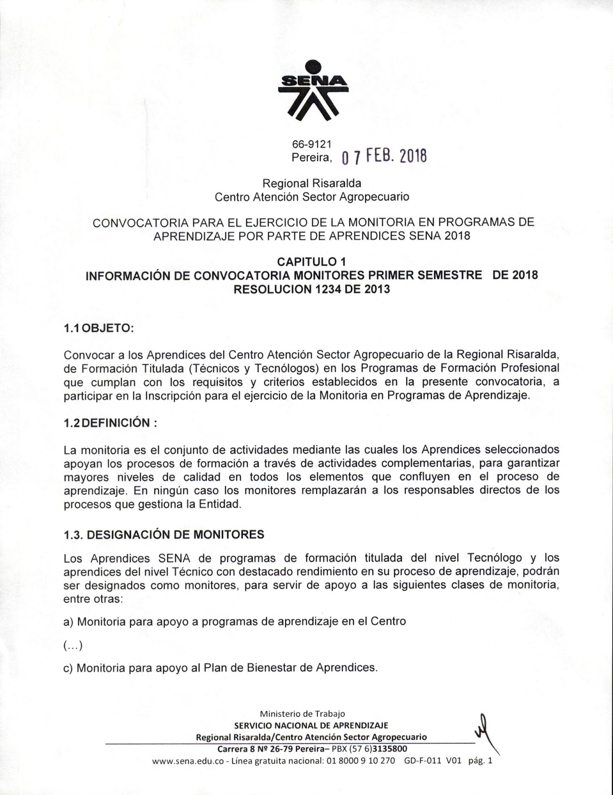 Centro De Atencion Al Sector Agropecuario