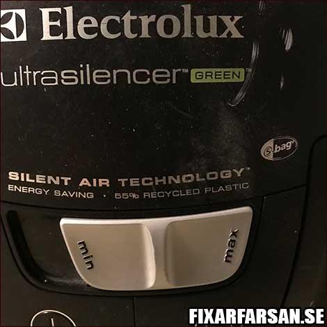 Electrolux-UltraSilencer-Green-Dammsugare