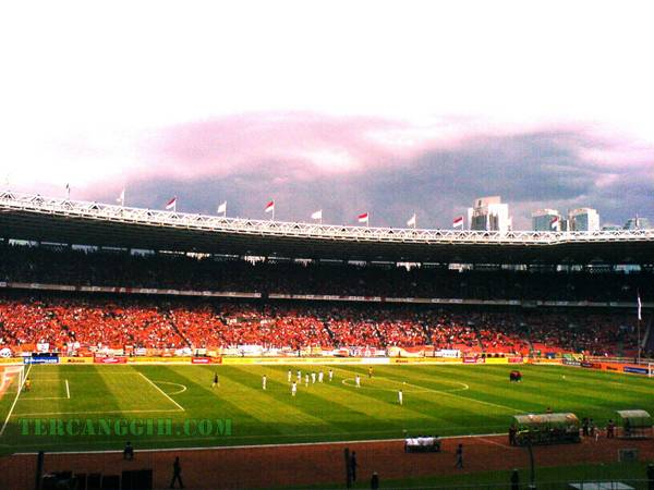 Stadion Terbesar Indonesia