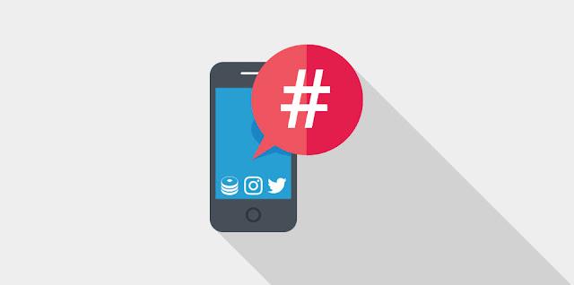 php ile hashtag yapımı