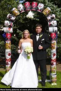 Miss Cellania Redneck Wedding