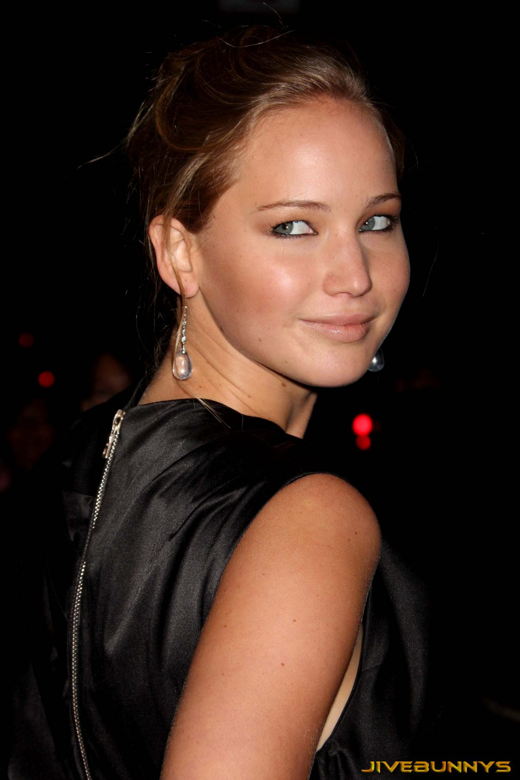 Jennifer Lawrence Makeup Tutorial: Jennifer Lawrence Special Pictures (13)
