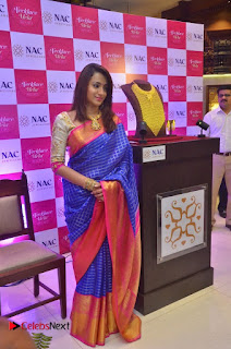 Actress Trisha Inaugurates NAC Jewellers Necklace Mela  0021