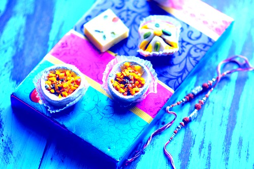 Happy Rakshabandhan Gifts Sweets For Brothers And Sisters Best Rakhi SMS