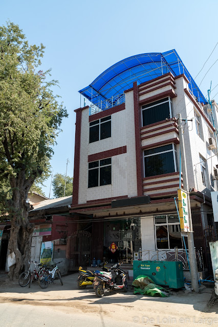 Saw Nyein San Guesthouse - Nyaung U - Myanmar Birmanie