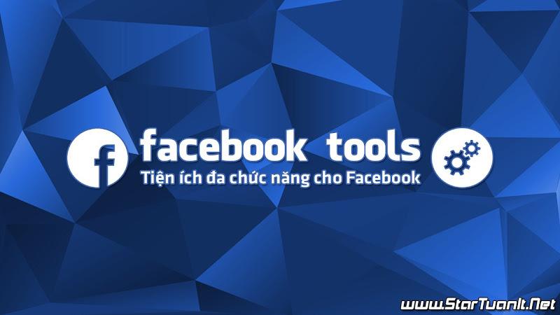Tiện ích Facebook tools