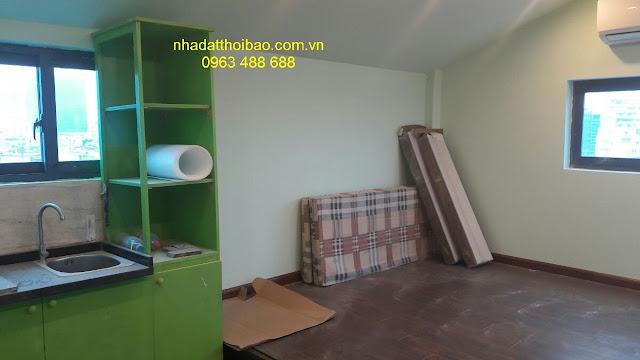 Cho thuê căn hộ chung cư trần khát trân - lò đúc, 35-45m2, 4-6tr/th.