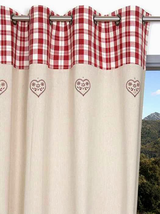 Kourtines marlena curtain maker 6977051185 - Rideau style campagne ...