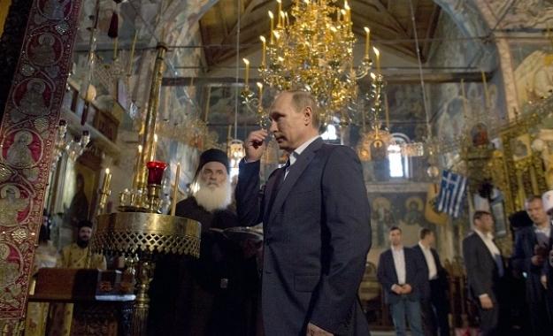 Το ιστορικό προσκύνημα του Πούτιν στο Άγιο Όρος ένα βήμα πριν από...