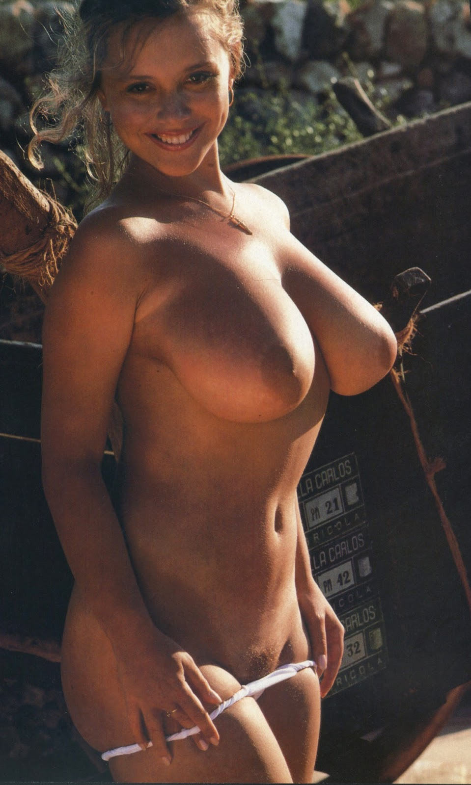 Needham nude tracey