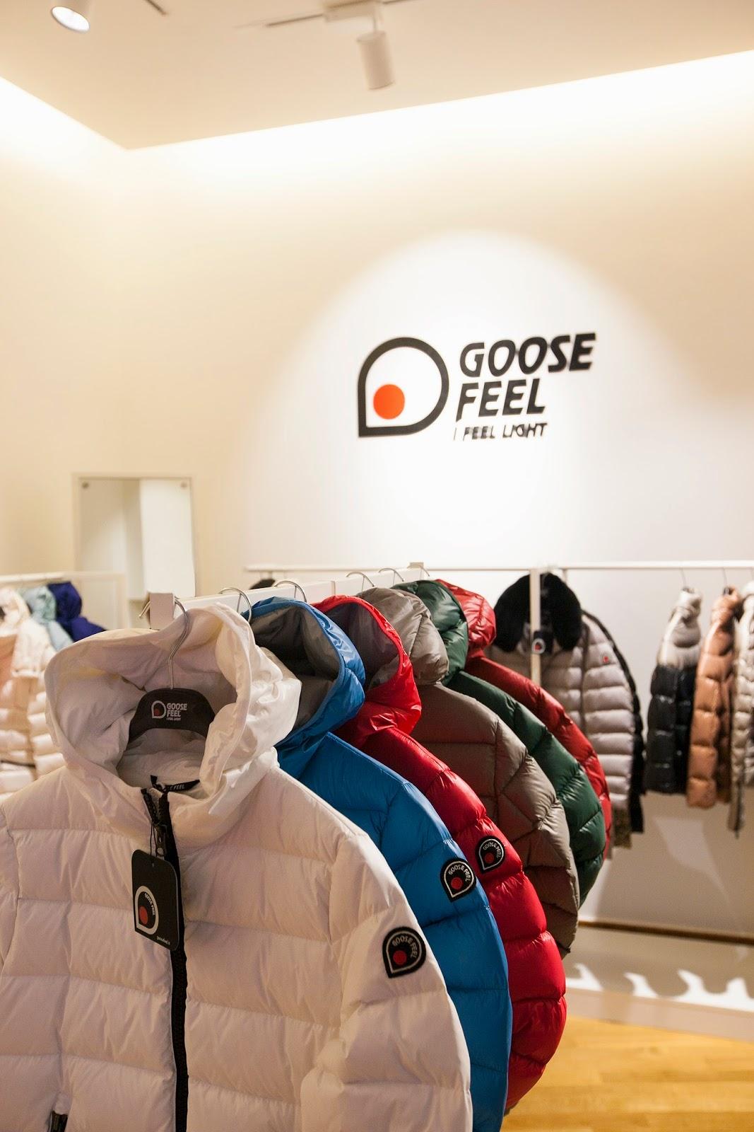 buy cheap 20638 3517b GOOSE FEEL | Serena Leidi