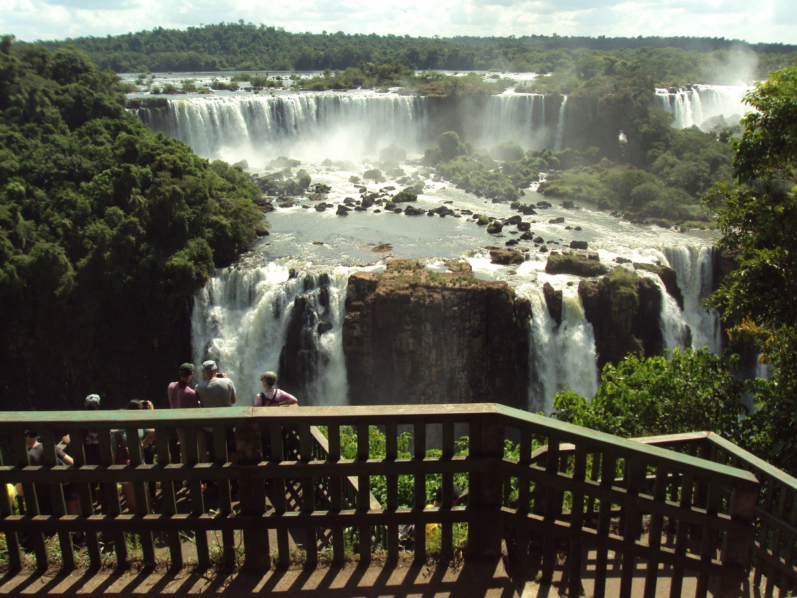 Foz do Iguaçu Cataratas